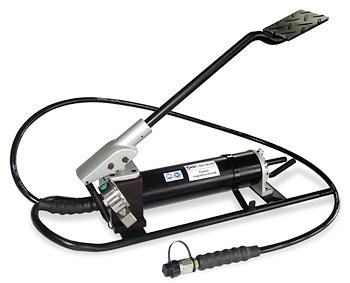 Помпа гидравлическая ножная усовершенствованная ПМН-700у (КВТ)