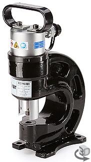Пресс для перфорации электротехнических шин