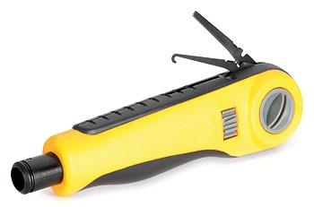 Инструмент для заделки витой пары в кросс-панель, без ножа