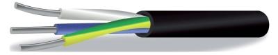 Кабель АВВГ на 0,66 и 1 кВ по ГОСТ Р 53769-2010 / ТУ 3500-017-41602515-2011  Силовые кабели с алюминиевыми жилами, с ПВХ изоляцией в ПВХ оболочке