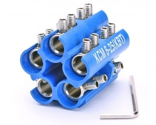 Блоки соединителей в полимерном корпусе КСМ
