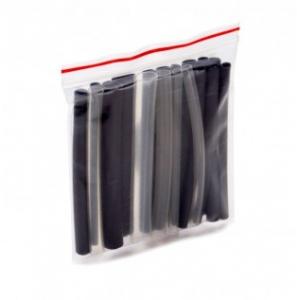Набор термоусадочные трубок с клеевым слоем с коэффициентом усадки 3:1