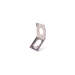 Тип: КАБ (CAB) Предназначен для крепления анкерных зажимов проводов абонентов Кронштейн изготовлен из нержавеющей стали Крепеж осуществляется при помощи дюбелей, гвоздей или саморезов Конфигурация кронштейна обеспечивает удобство крепления к стенам зданий и монтажа подвесной арматуры