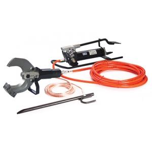 инструмент для резки кабеляНожницы гидравлическиеКомплект НГПИ-85 (КВТ) для работы под напряжением