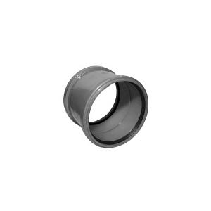 Соединитель жёсткий для труб пнд, применяют для соединения труб между собой при укладке их в землю, это позволяет выполнить более герметичный, а соответственно качественный монтаж. Соединители поставляются для труб: 110, 160 диаметра. Соединитель жёсткий предназначен для соединения жестких труб одного диаметра.