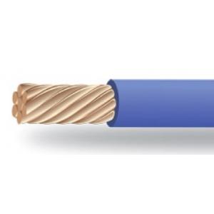 Провод ПВ 3 (ПуГВ) до 450/750 В по ГОСТ Р 53768-2010 / ТУ 3551-014-41602515-2011 Провод одножильный с гибкой медной жилой, с изоляцией из поливинилхлоридного пластиката (ПВХ), без оболочки.