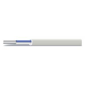 Кабель АВВГ-П на 0,66 и 1 кВ по ГОСТ Р 53769-2010 / ТУ 3500-017-41602515-2011  Силовые кабели с алюминиевыми жилами, с ПВХ изоляцией в ПВХ оболочке в плоском исполнении