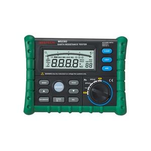 MS 2302 применяется для измерения заземления