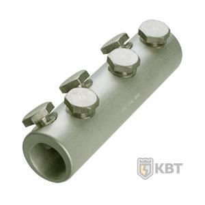 Соединители болтовые 6СБЕ-(Л) с покрытием и угловым расположением болтов. Евросерия