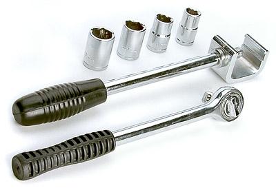 Набор для монтажа болтовых соединителей и наконечников НМБ-4 (КВТ)