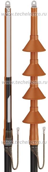 Концевые кабельные муфты 1ПКВТ-20, 1ПКНТ-20, 1ПКВТ-35, 1ПКНТ-35