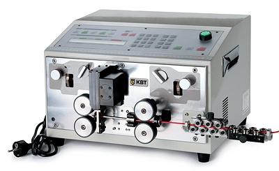Профессиональная машина для серийной зачистки и резки проводов 2 в 1: