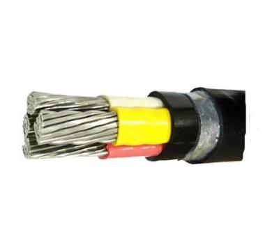 Кабель АВБШв нг(А) на 0,66 кВ по ГОСТ Р 53769-2010 / ТУ 3500-019-41602515-2012  Силовые кабели с алюминиевыми жилами, с ПВХ изоляцией с защитным покровом типа БбШв пониженной горючести