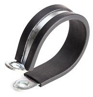 СМР Для крепления кабелей, металлорукавов в изоляции, шлангов и труб к горизонтальным и вертикальным поверхностям Материал: оцинкованная сталь Покрытие: резина Температура эксплуатации: от -40°С до +75°С Резиновый профиль предотвращает передачу вибраций, предохраняет от царапин, а также обеспечивает изоляцию Используется во многих отраслях промышленности: химической, судостроительной, добывающей, пищевой, автомобильной, электроэнергетике и машиностроении
