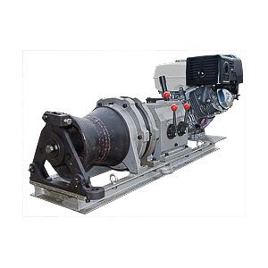 Лебедка тяговая бензиновая ЛТБ-5